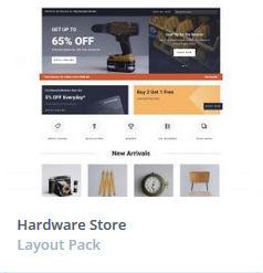 Κατασκευή Eshop - Hardware Themes