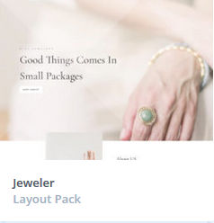 Κατασκευή Eshop - Jeweler Themes