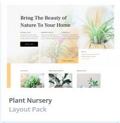 Κατασκευή Eshop - Plant Nursery Themes